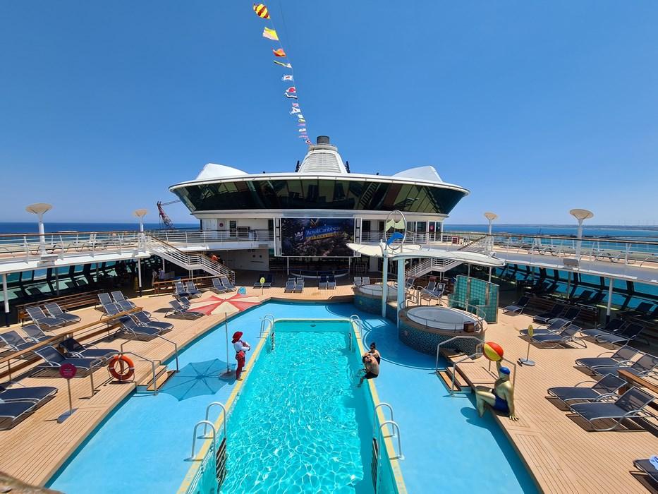 Piscina Jewel of the Seas