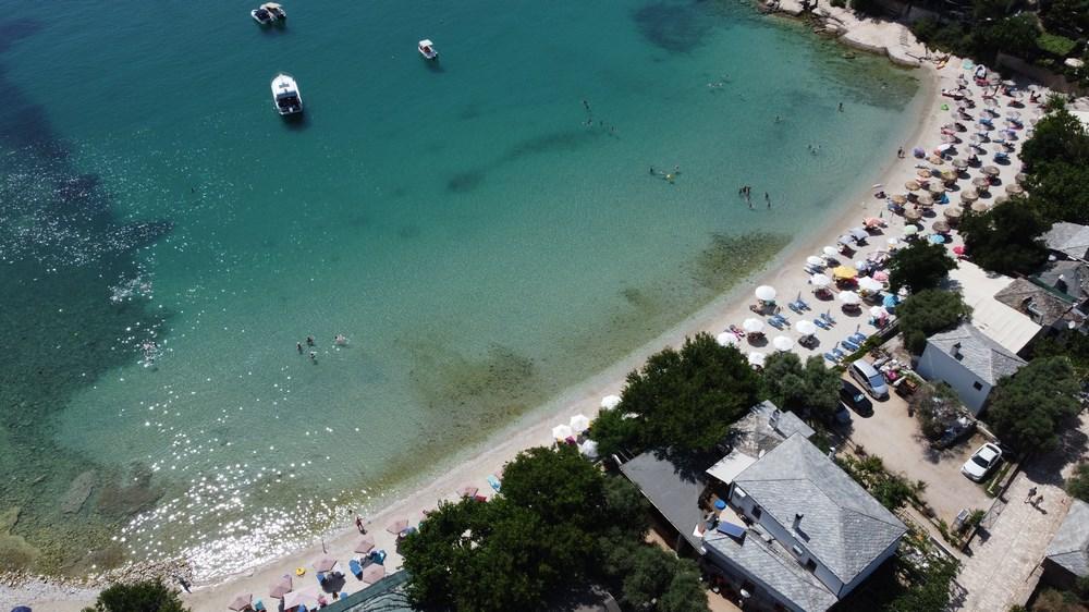 Aliki Beach Thasos