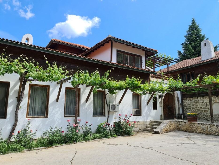 Euxinograd winery