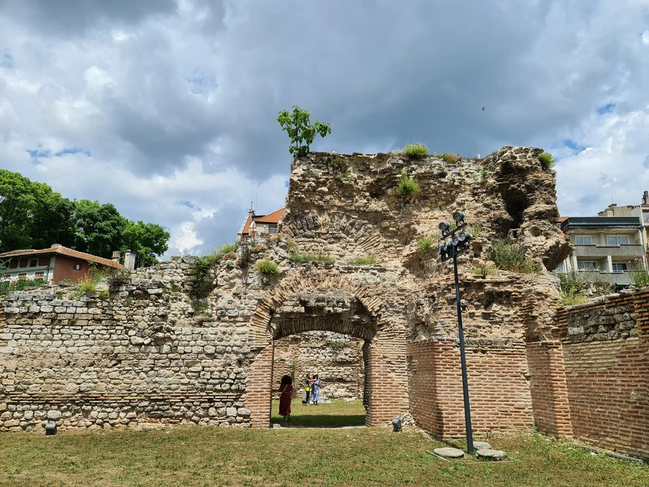 Terme romane Varna
