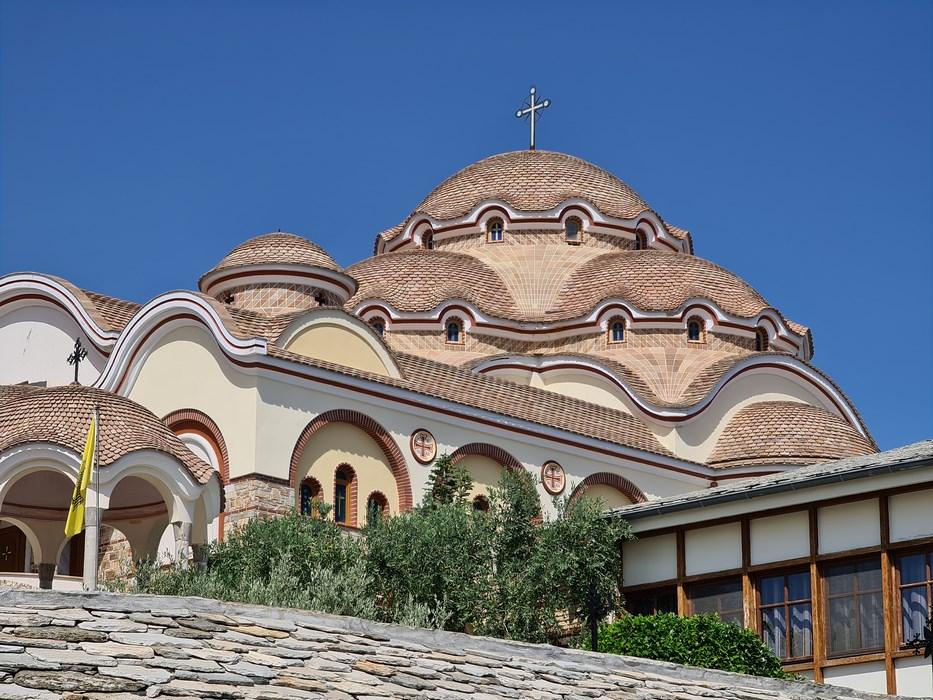 Sf Mihail Thasos
