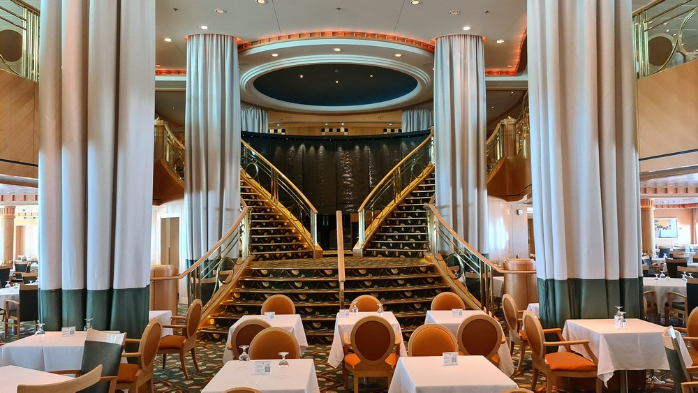 Restaurant a la carte Jewel of the Seas