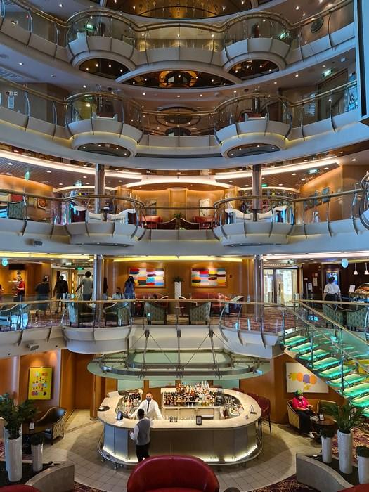 Atrium Jewel of the Seas
