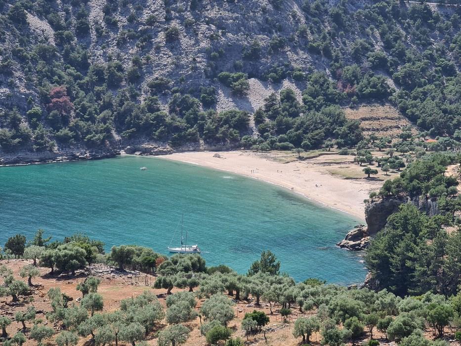 Livadi Beach Thasos