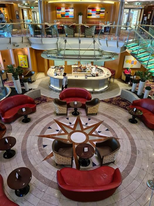 Atrium Royal Caribbean