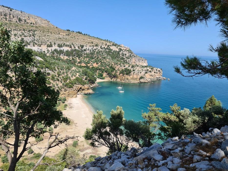 Plaja Livadi Thasos