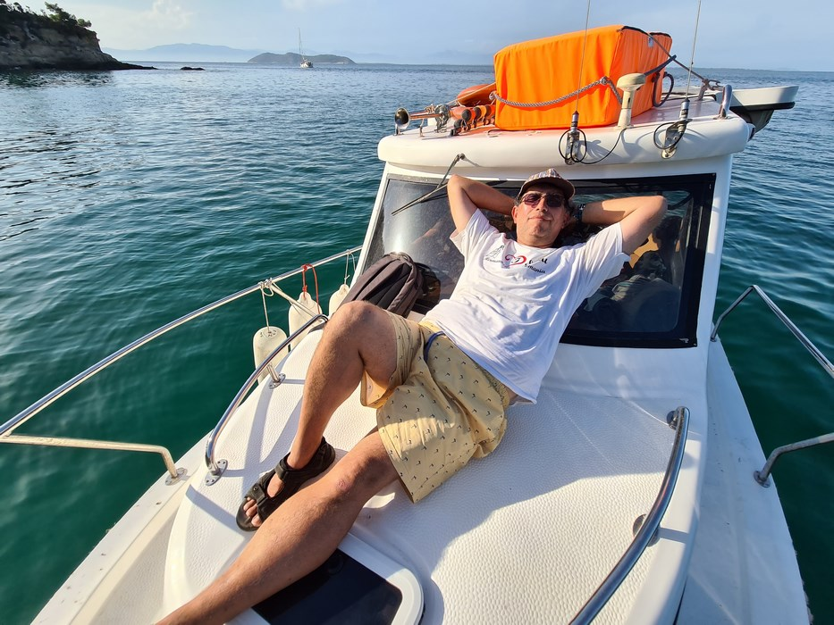 Barca Thasos