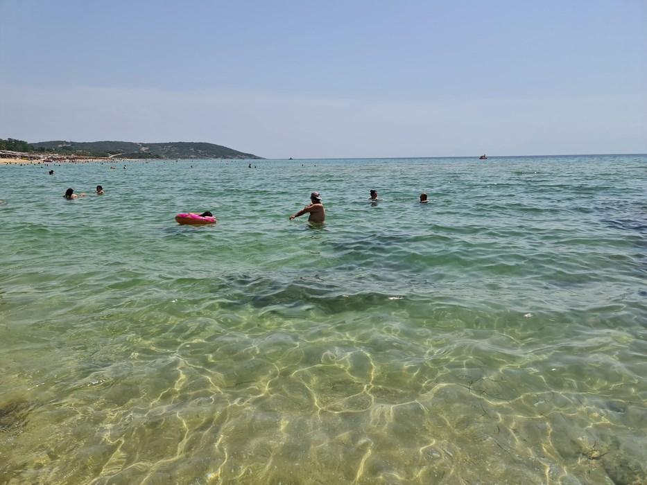 Plaja Nea Peramos