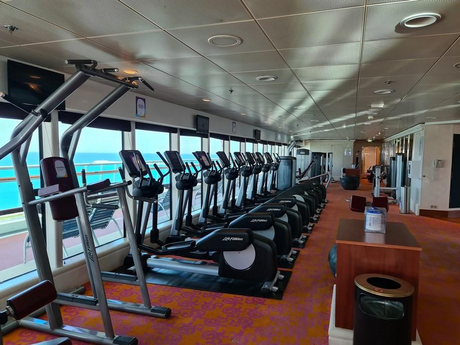 Gym Jewel of the Seas