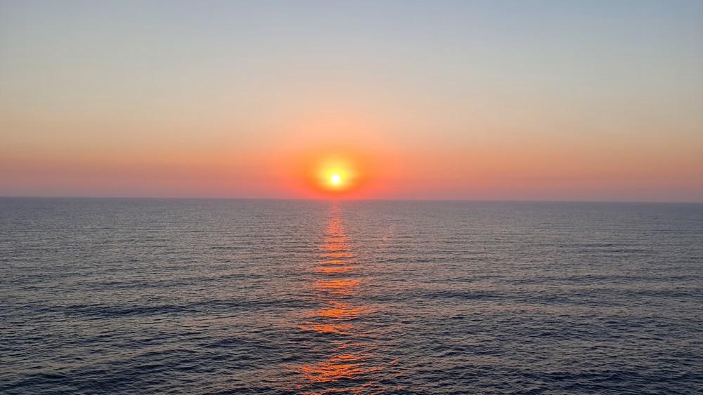 Apus de soare Mediterana