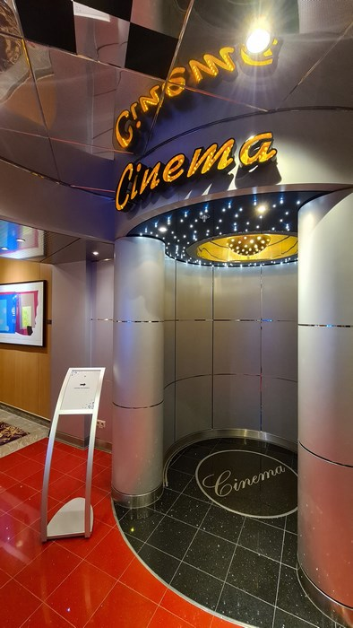 Cinema Jewel of the Seas