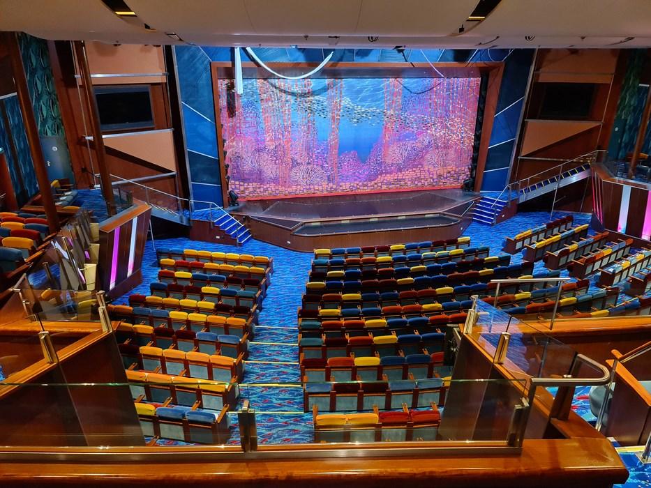 Teatru Jewel of the Seas