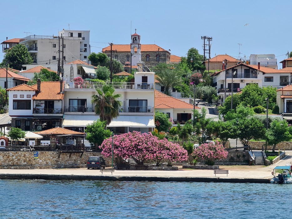 Ammouliani Town