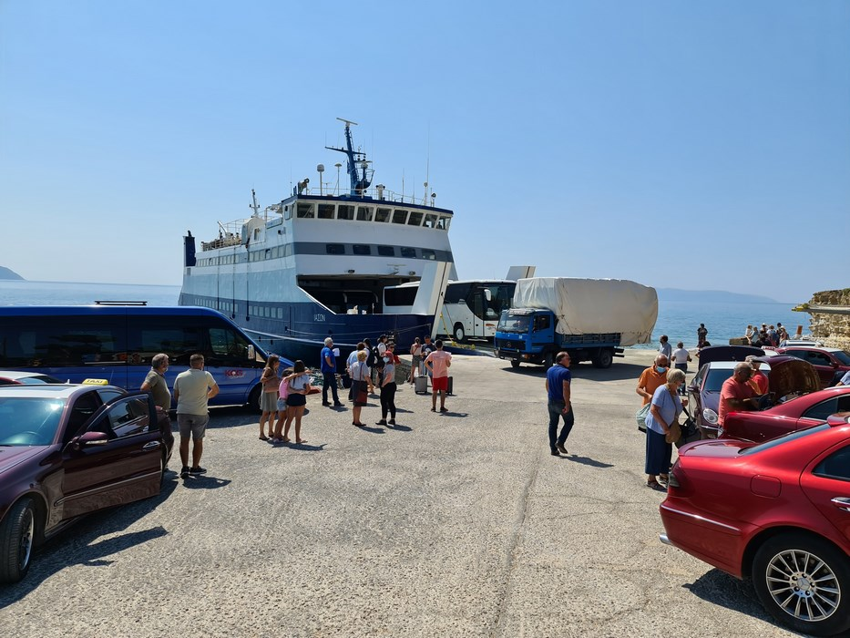 Ferry Zakynthos Kefalonia