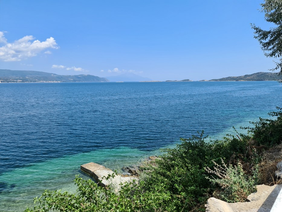 Plaja Ammouliani Town