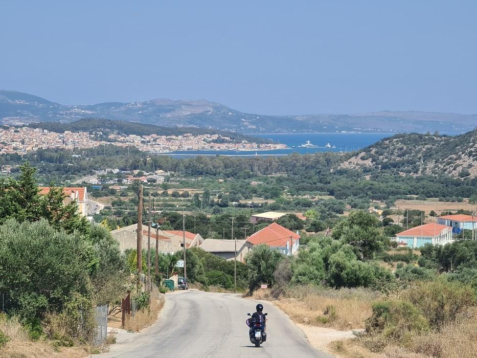 Roads of Kefalonia