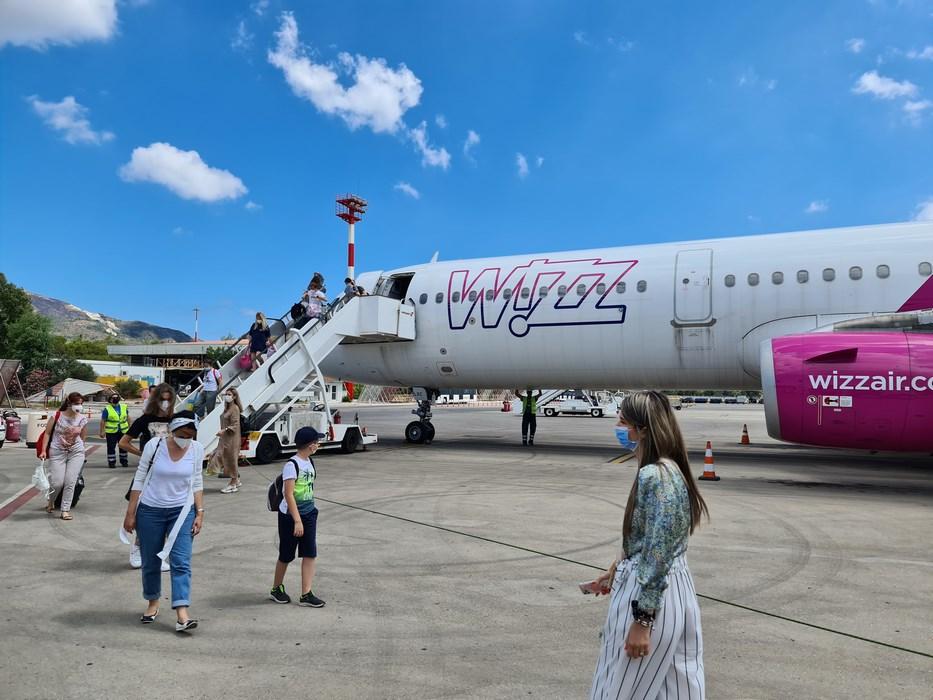 Wizz Air Zakynthos