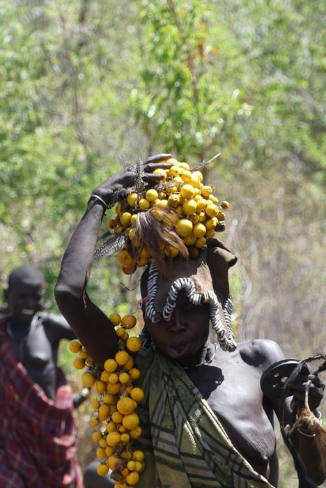 Mursi Etiopia