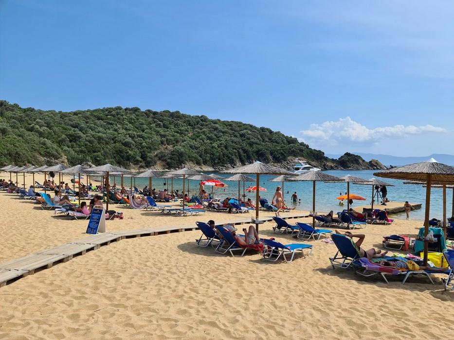 Plaja Ammouliani