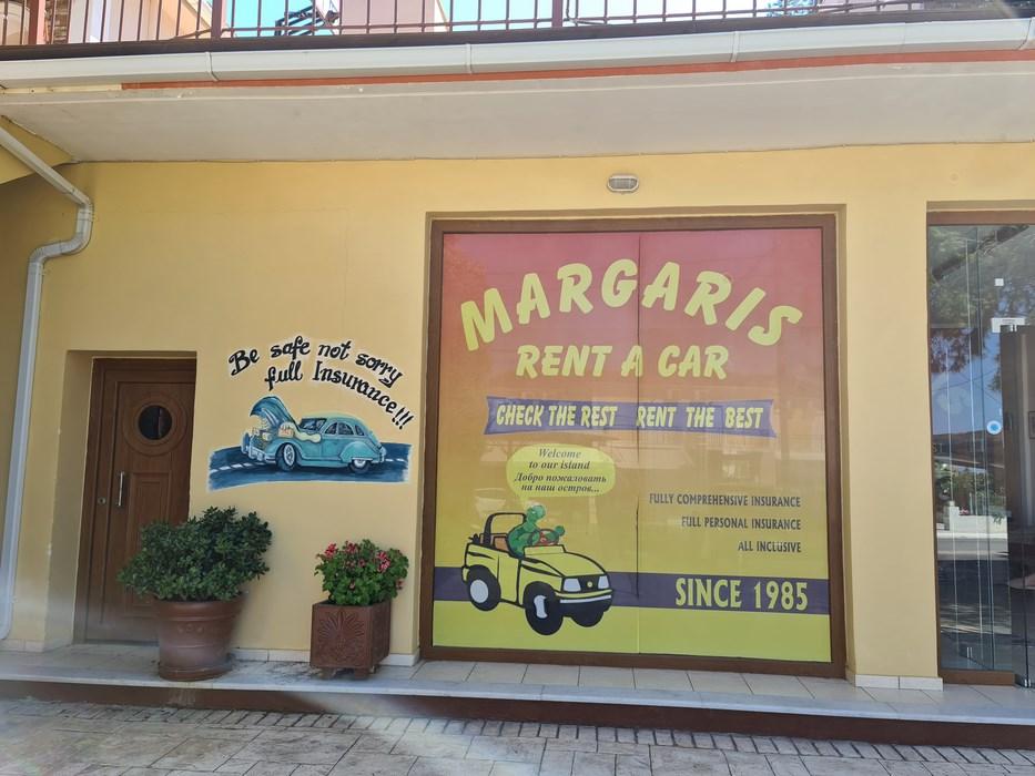 Margaris Rent a Car