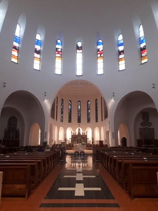 Interior catedrala moschee