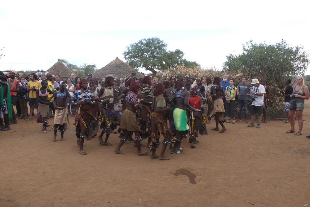 Africance dansand