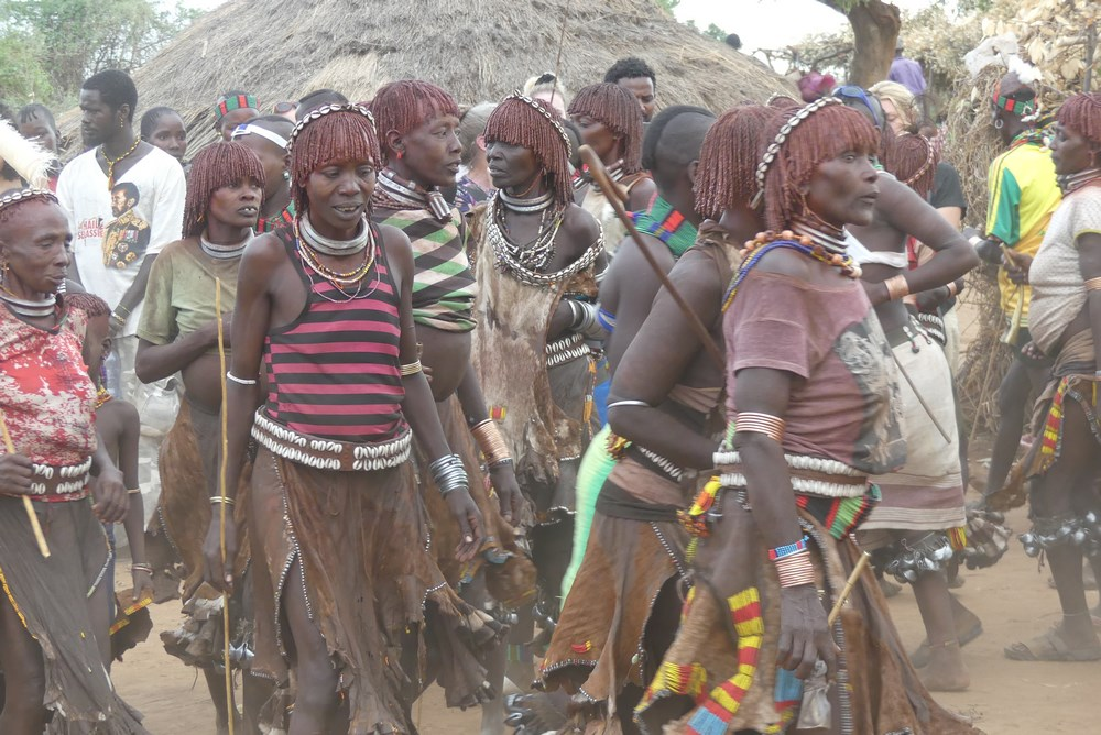 Femei Africa