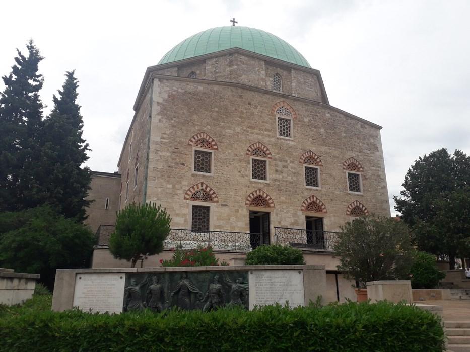 Moscheea Gazi Kassim