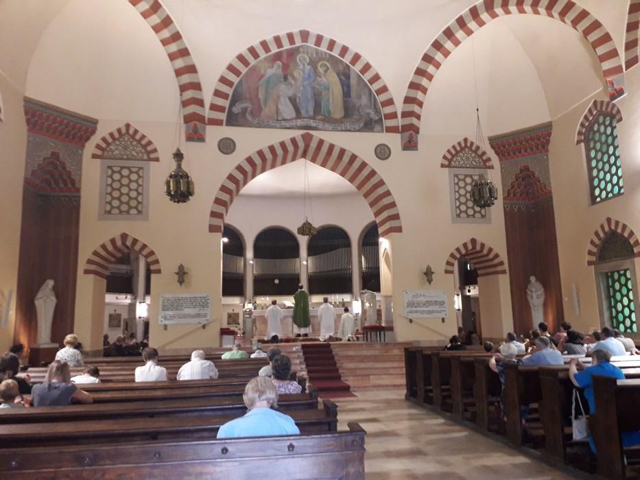 Moscheea Gazi Kassim Pecs