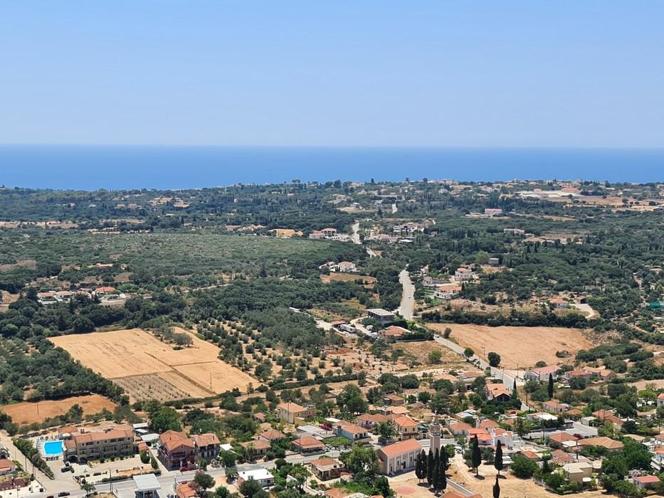 Panorama de la cetate