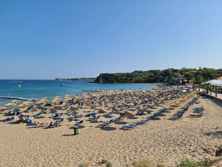 Ag Nikolaos beach