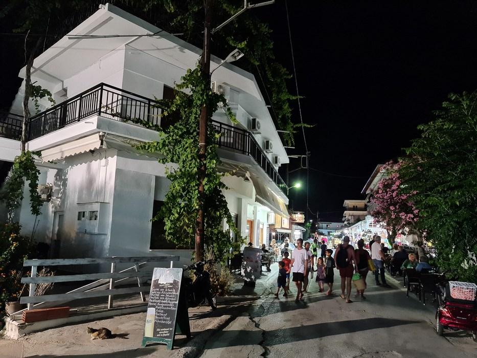 Ammouliani by night