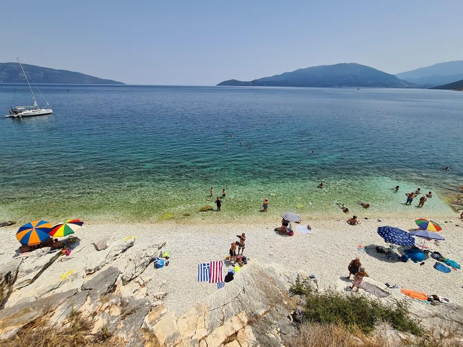 Plaja Agia Effimia