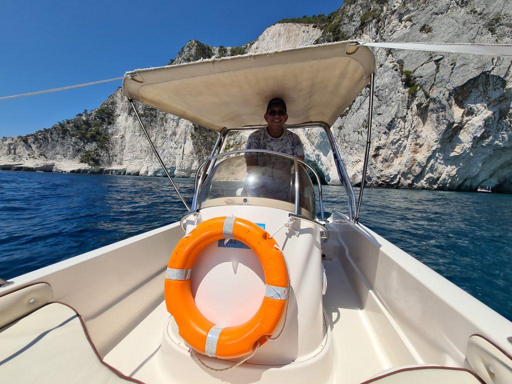 Rent a boat Zakynthos