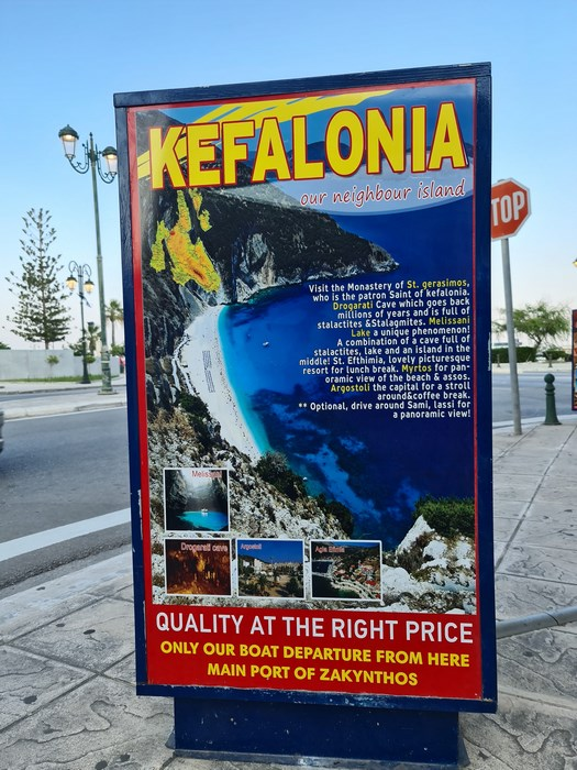 Kefalonia calling