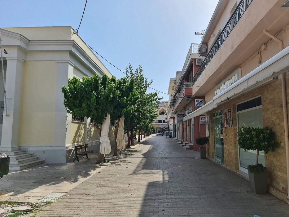 Strada pietonala Argostoli