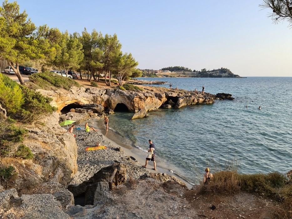 Micuta plaja Lassi