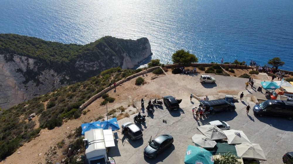 Punct panorama Navagio