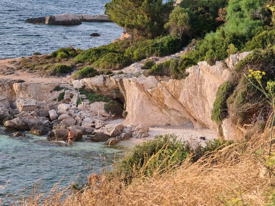 Plaja nudisti Kefalonia
