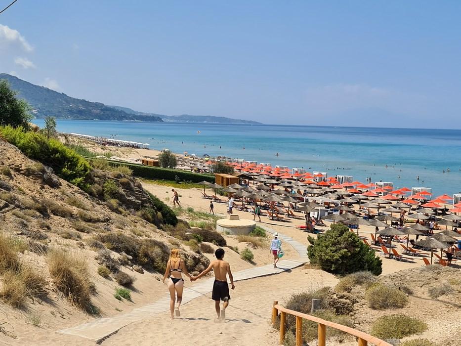 Banana Beach Zakynthos