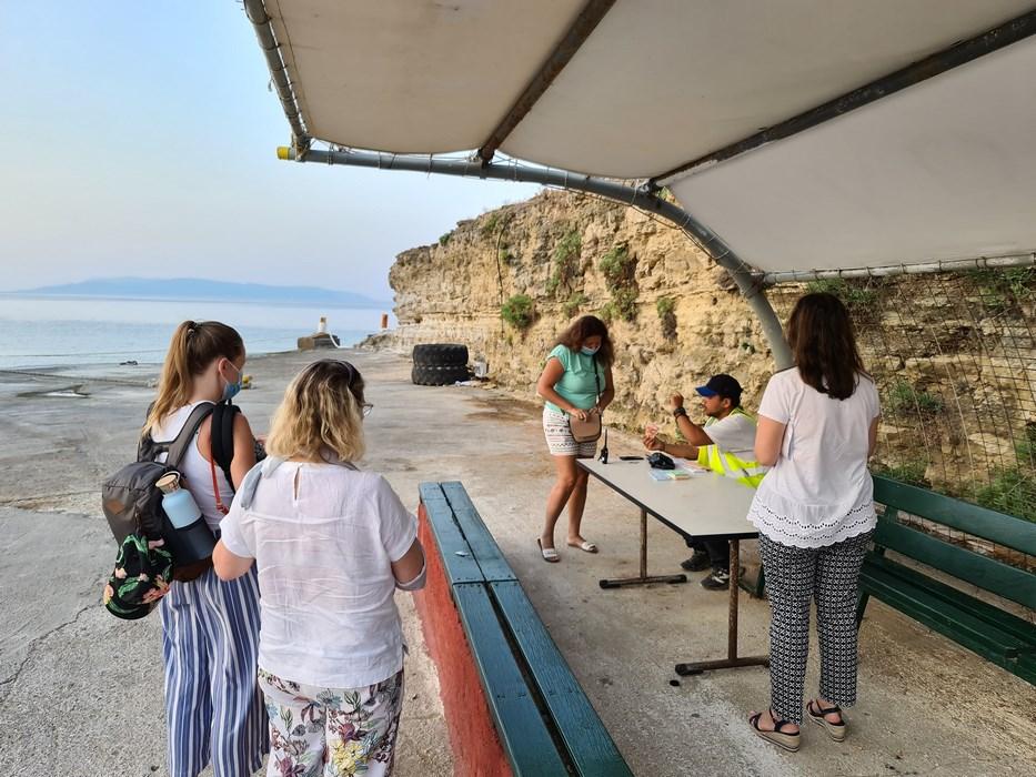 Bilete ferry Zakynthos