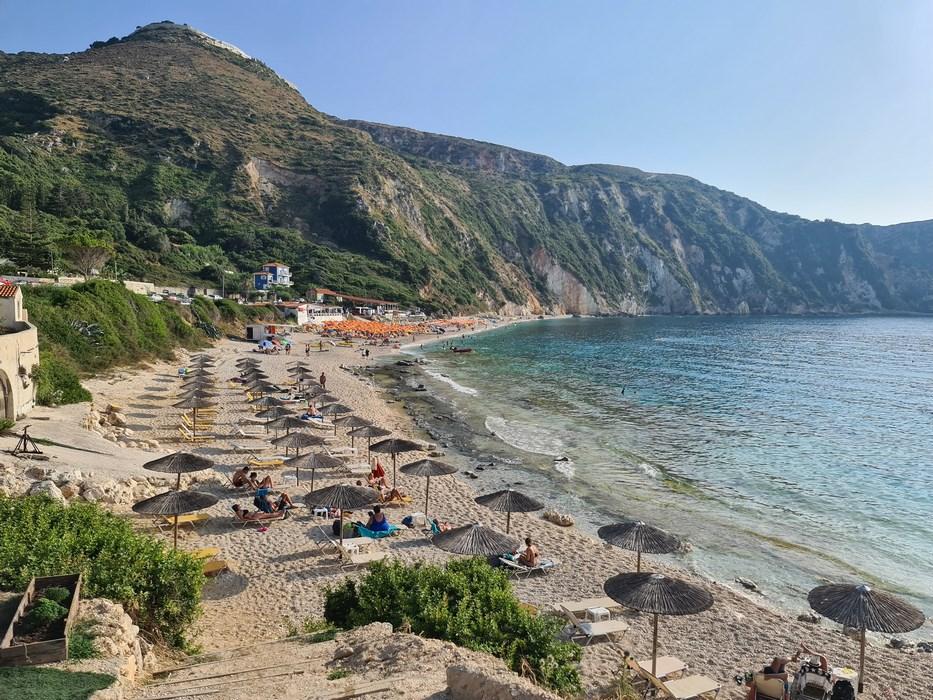 Plaja organizata Petani