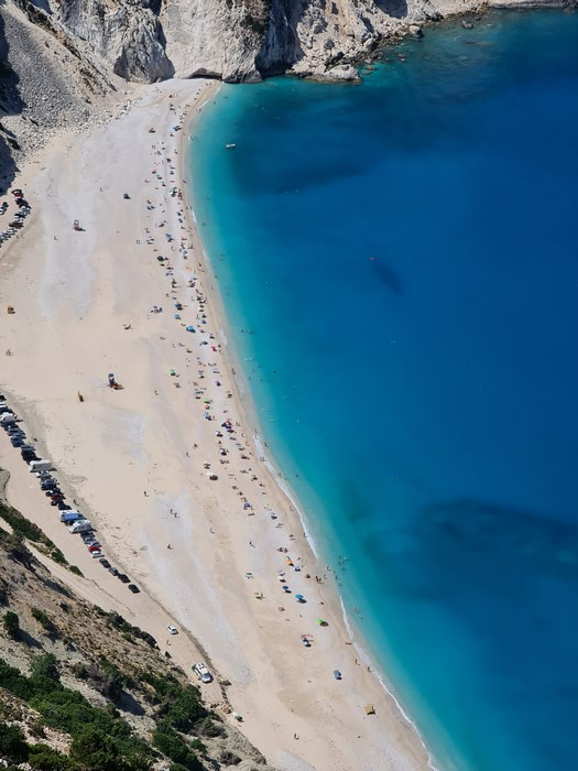 Plaja Myrtos Kefalonia