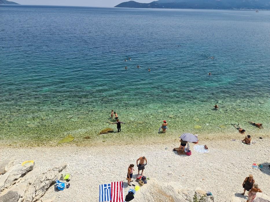 Paradise beach Kefalonia