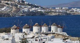 Mykonos City Ciclade