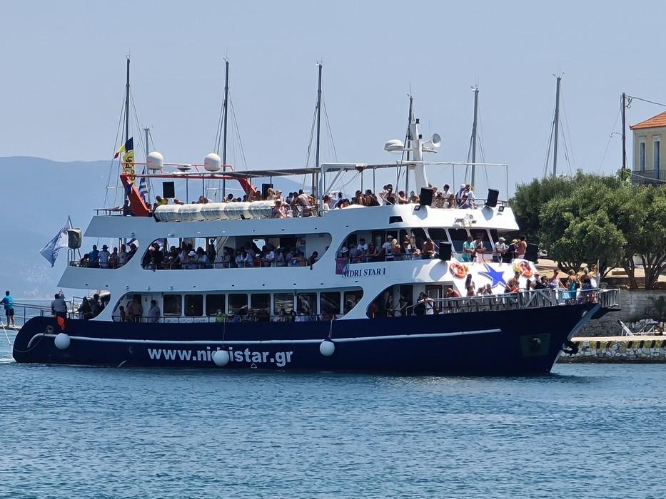 Croaziera Insulele Ionice