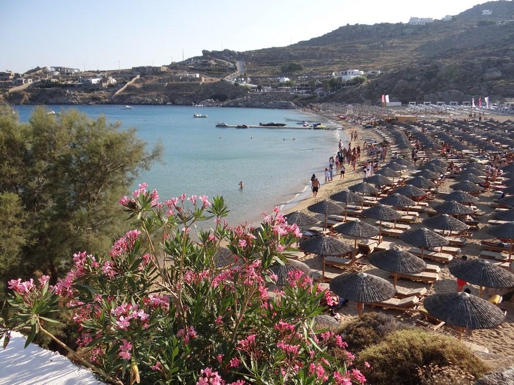 Plaja Mykonos