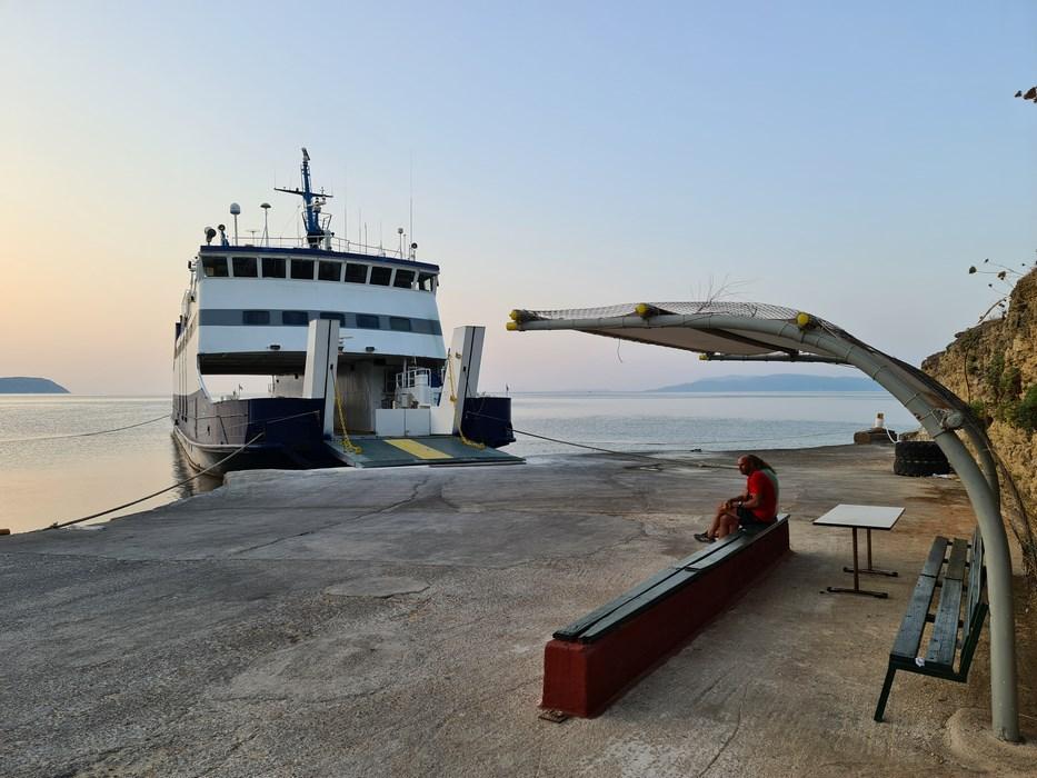 Ferry Kefalonia Zakynthos