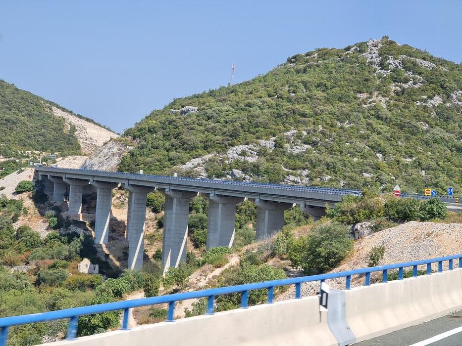 Autostrada Dubrovnik Split