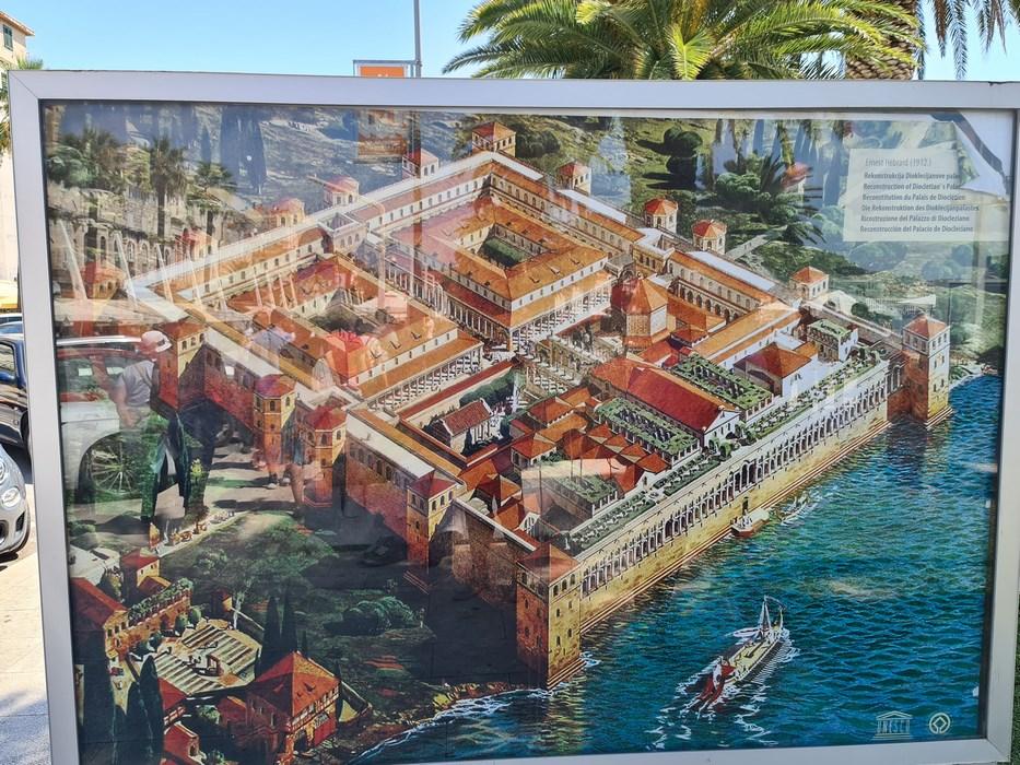 Split pe vremea lui Diocletian